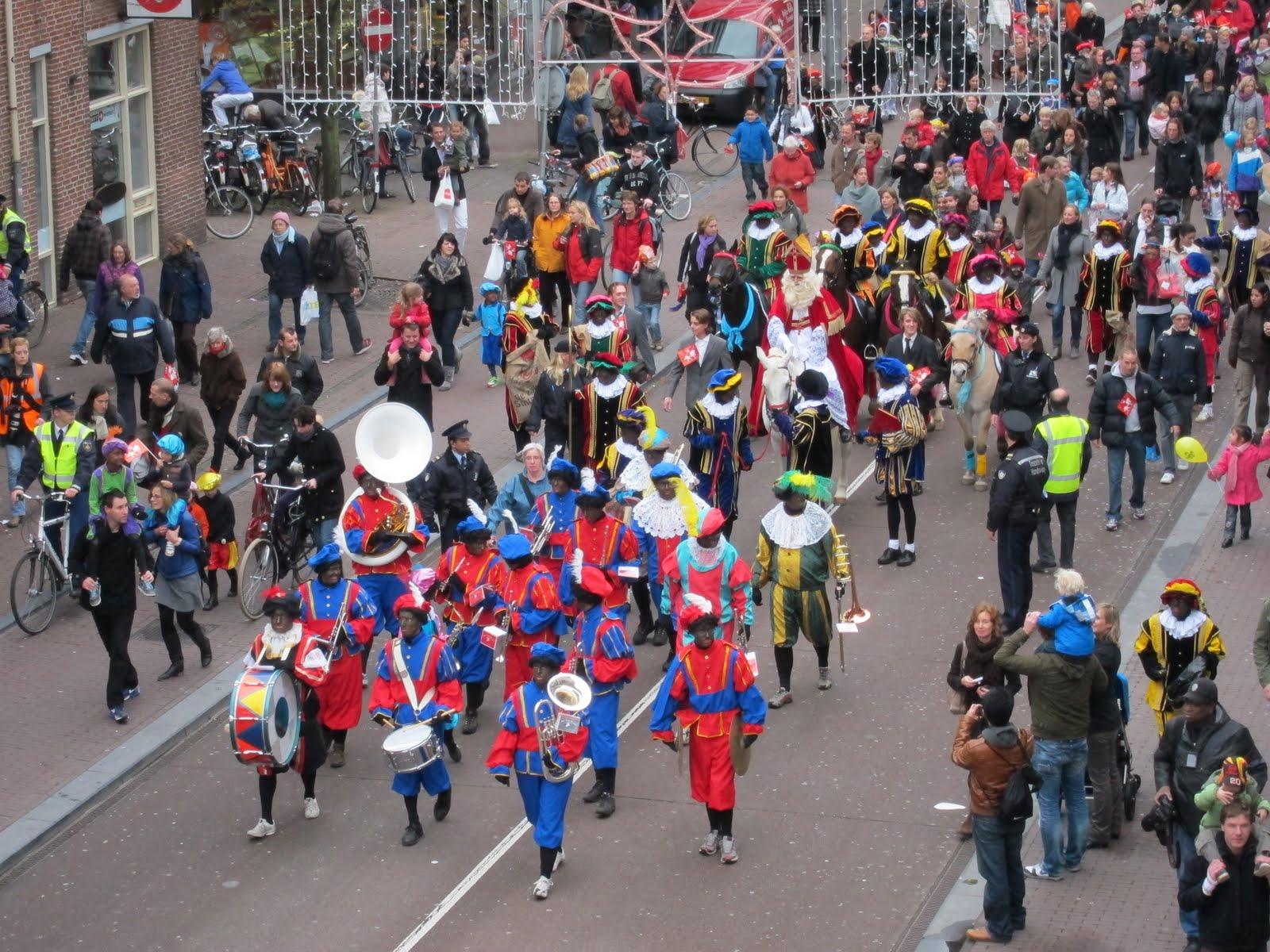 Sinterklaas Parade Video - A Wanderlust For Life