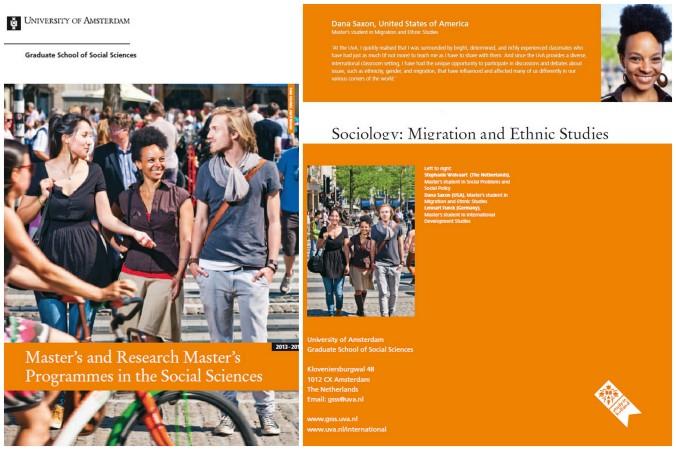 2013 GSSS Brochure