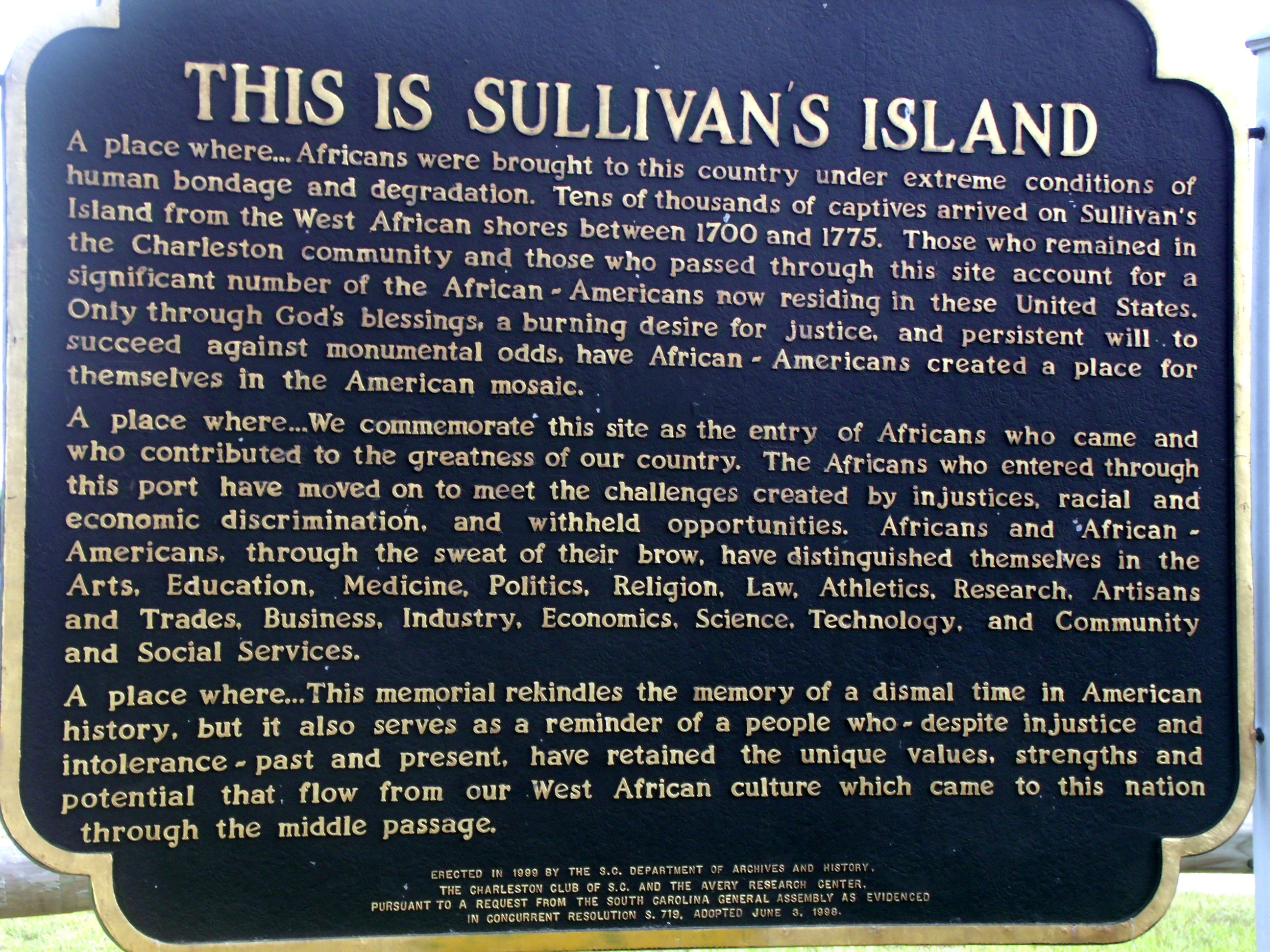 sullivans island black girls personals Document7_2nd08rd uploaded by pcnhs sal related  4:30 gilligan's island 5 pm news 5:30  (caught in the spider's web with tallulah bankhead as the black.